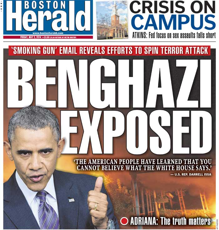 Boston Herald | May 2, 2014: The Truth Matters