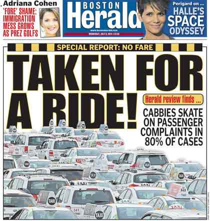 Boston Herald | July 9, 2014