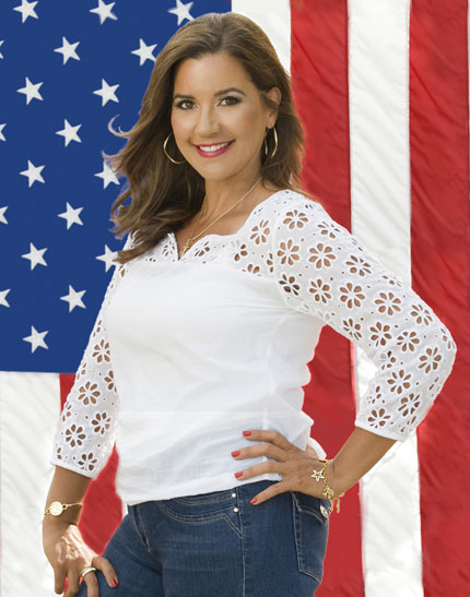 adriana-cohen-with-US-flag