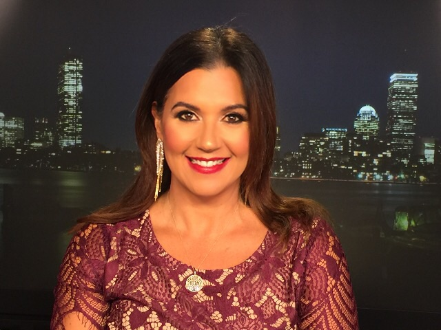 Adriana Cohen with Charles Payne