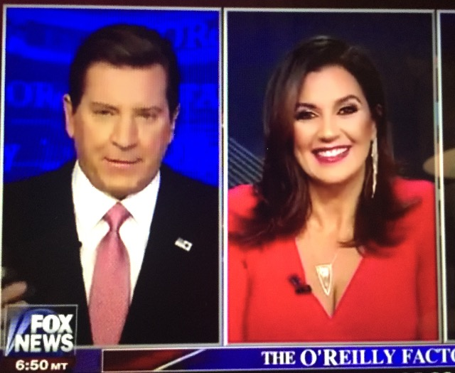 adriana cohen appeared on the O'Reilly Factor | Nov. 21, 2016