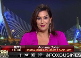 Adriana appeared on Making Money with Charles Payne | 22 Nov. 2016